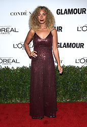 November 14, 2016 - Hollywood, California, U.S. - Leona Lewis arrives for the Glamour Women of the Year Awards 2016 at the Neuehouse Hollywood. (Credit Image: © Lisa O'Connor via ZUMA Wire)