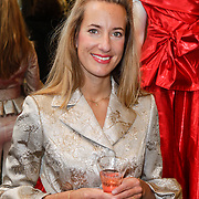 NLD/Den Bosch/20120214 - Valentijnslunch 2012 Addy van den Krommenacker, Kim de Boer