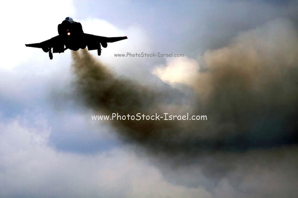 McDonnell Douglas F-4 Phantom II long-range supersonic jet interceptor fighter/fighter-bomber