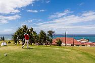 06-11-2017 Foto's genomen tijdens een persreis naar Buffalo City, een gemeente binnen de Zuid-Afrikaanse provincie Oost-Kaap. West Bank Golf Club - Yolanda Duma