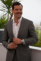Laurent Lafitte, Master of  Ceremonies at the 69th Cannes Film Festival. The actor and comedian will host the Opening Ceremony on Wednesday 11th May and the prize giving during the Closing Ceremony on Sunday 22nd May. Wednesday 11th May 2016, Cannes, France. Photography: Doreen Kennedy