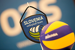 Feature during press conference of Slovenian Volleyball Federation before FIVB Volleyball World League tournament in Ljubljana, on May 5, 2016 in Hotel Spik, Gozd Martuljek, Slovenia. Photo by Vid Ponikvar / Sportida