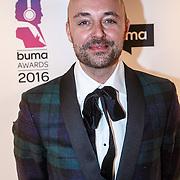 NLD/Hilversum/20160215 - Buma Awards 2016, Niels Geusebroek