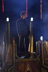 ANAHEIM, CA - MAY 25: Benicio del Toro attends Guardians for the Galaxy: Mission – BREAKOUT! Grand Opening Ceremony attraction on May 25, 2017 at the Disneyland Resort in Anaheim, California USA. Byline, credit, TV usage, web usage or link back must read SILVEXPHOTO.COM. Failure to byline correctly will incur double the agreed fee. Tel: +1 714 504 6870.
