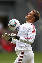 02.07.2011, Allianz Arena, Muenchen, GER, 1.FBL, FC Bayern Muenchen Saisoneroeffnung , im Bild  Manuel Neuer (Bayern #1) , EXPA Pictures © 2011, PhotoCredit: EXPA/ nph/  Straubmeier       ****** out of GER / CRO  / BEL ******