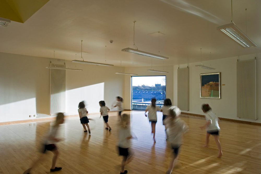 ST GEORGES SCHOOL FOR GIRLS - INTERIOR VIEW