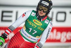 Katharina Huber (AUT) during second run at the Ladies' Slalom at 56th Golden Fox event at Audi FIS Ski World Cup 2019/20, on February 16, 2020 in Podkoren, Kranjska Gora, Slovenia. Photo by Matic Ritonja / Sportida