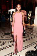 New York, New York- June 6: Model Arlenis Sosa attends the 2017 Gordon Parks Foundation Awards Dinner celebrating the Arts & Humanitarianism held at Cipriani 42nd Street on June 6, 2017 in New York City.   (Photo by Terrence Jennings/terrencejennings.com)