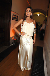 TAMARA MELLON at the 2nd Fortune Forum Summit and Gala Dinner held at the Royal Courts of Justice, The Strand, London on 30th November 2007.<br /><br />NON EXCLUSIVE - WORLD RIGHTS