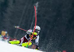 POPOV Albert of Bulgaria during the Audi FIS Alpine Ski World Cup Men's Slalom 58th Vitranc Cup 2019 on March 10, 2019 in Podkoren, Kranjska Gora, Slovenia. Photo by Matic Ritonja / Sportida