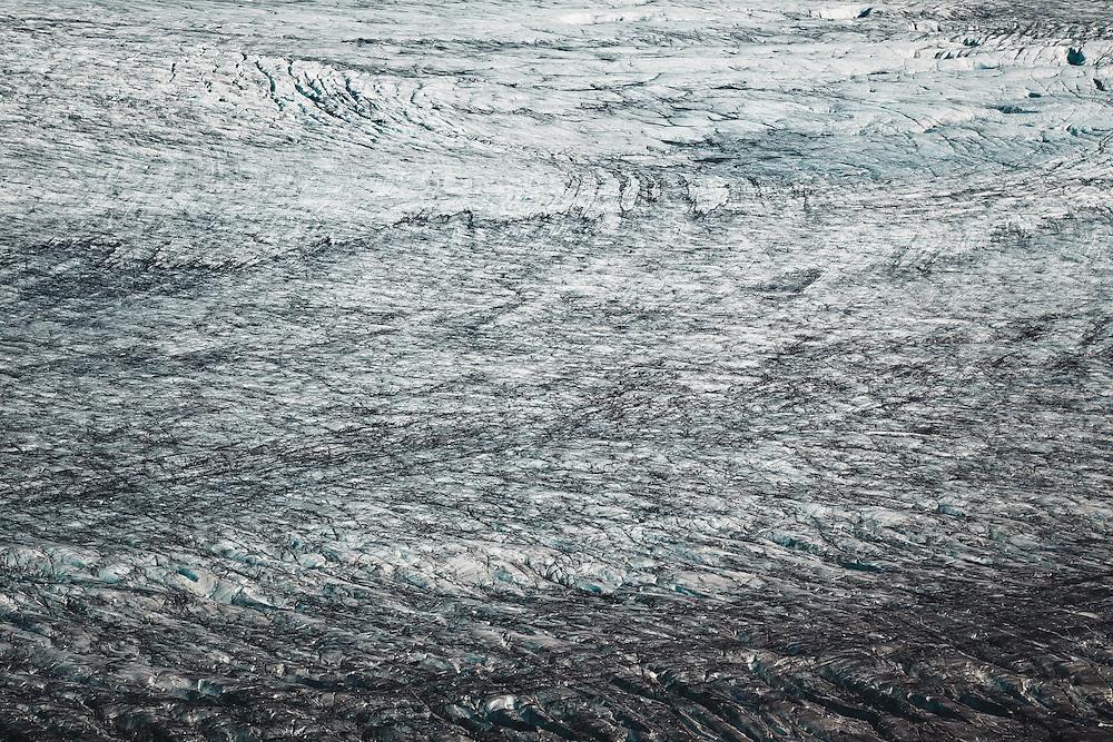 Glacier, Skaftafell