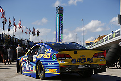 November 18, 2017 - Homestead, Florida, United States of America - November 18, 2017 - Homestead, Florida, USA: Chase Elliott (24) takes to the track to practice for Ford EcoBoost 400 at Homestead-Miami Speedway in Homestead, Florida. (Credit Image: © Justin R. Noe Asp Inc/ASP via ZUMA Wire)