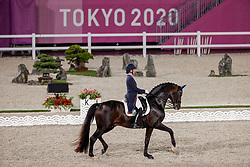 Schut-Kery Sabine, USA, Sanceo, 173<br /> Olympic Games Tokyo 2021<br /> © Hippo Foto - Stefan Lafrentz<br /> 24/07/2021