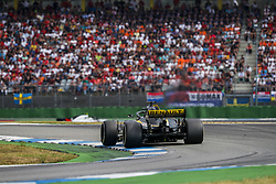 July 22, 2018 - Hockenheim, Germany - Motorsports: FIA Formula One World Championship 2018, Grand Prix of Germany, .#27 Nico Hulkenberg (GER, Renault Sport Formula One Team) (Credit Image: © Hoch Zwei via ZUMA Wire)