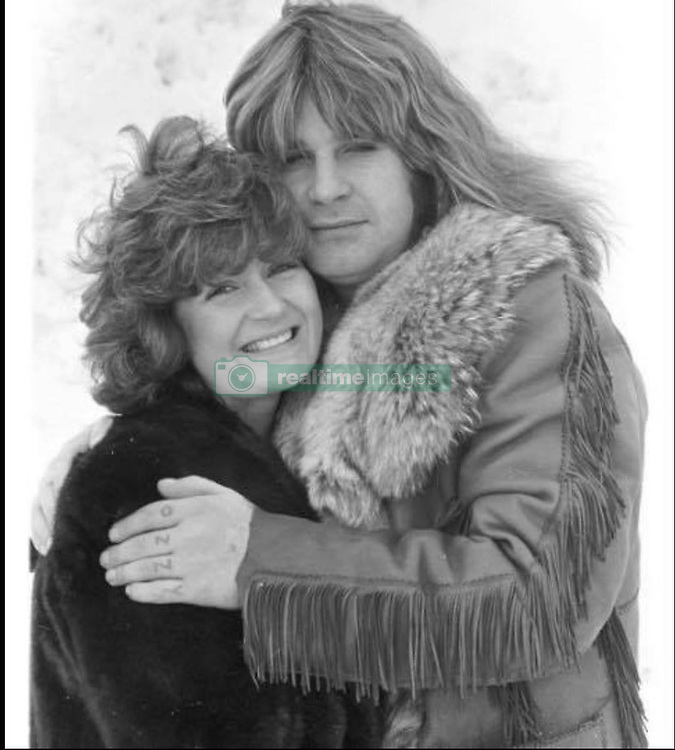 """Sharon Osbourne releases a photo on Instagram with the following caption: """"Thank you Ozzy for 35 crazy \u0026 wonderful years.  Here\u2019s to the next chapter of our lives. Love you more today than yesterday.  Always remember: You carry my heart in yours, and it\u2019s getting older and needs protecting. Happy Anniversary."""". Photo Credit: Instagram *** No USA Distribution *** For Editorial Use Only *** Not to be Published in Books or Photo Books ***  Please note: Fees charged by the agency are for the agency's services only, and do not, nor are they intended to, convey to the user any ownership of Copyright or License in the material. The agency does not claim any ownership including but not limited to Copyright or License in the attached material. By publishing this material you expressly agree to indemnify and to hold the agency and its directors, shareholders and employees harmless from any loss, claims, damages, demands, expenses (including legal fees), or any causes of action or allegation against the agency arising out of or connected in any way with publication of the material."""