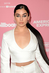 Lauren Jauregui at the 2019 Billboard Women In Music held at the Hollywood Palladium in Hollywood, USA on December 12, 2019.