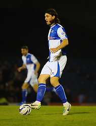 Bristol Rovers' John-Joe OToole - Photo mandatory by-line: Seb Daly/JMP - Tel: Mobile: 07966 386802 27/09/2013 - SPORT - FOOTBALL - Roots Hall - Southend - Southend United V Bristol Rovers - Sky Bet League Two