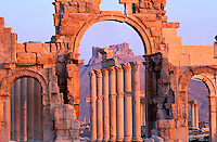 Syrie - Palmyre - Arc Monumental