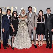 Celebrities attend A Star Is Born UK Premiere, London, UK