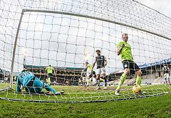 Raith Rovers 1 v 1 Hibernian, Scottish Championship game played 18/2/2017 at Starks Park.