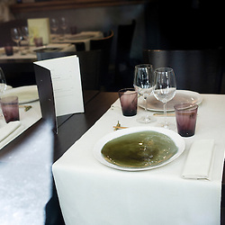 Yam'Tcha restaurant in Paris, France. 7 May 2010. Photo: Antoine Doyen