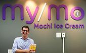 Russell Barnett CMO of Mochi Ice Cream.