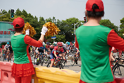 at Tour of Chongming Island 2019 - Stage 1, a 102.7 km road race on Chongming Island, China on May 9, 2019. Photo by Sean Robinson/velofocus.com