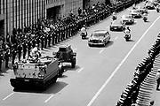 Brussels, Belgium, Aug 07, 1993,  Funeral of King Baudouin I.