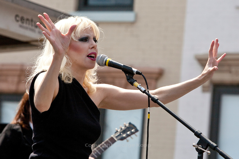 The Pretty Babies at the 2011 Hoboken Music & Arts Festival