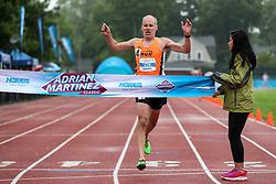 Mixed One Mile Masters, Bob Tremblay, <br /> 2019 Adrian Martinez Track Classic