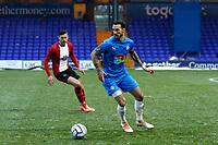 Liam Hogan. Stockport County FC 2-2 Altrincham FC. Vanarama National League. 2.1.21