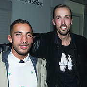 NLD/Amsterdam/20140410 - Uitreiking 3FM Awards 2014, The Opposites