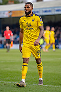 Oxford United forward Jerome Sinclair (9) during the EFL Sky Bet League 1 match between Gillingham and Oxford United at the MEMS Priestfield Stadium, Gillingham, England on 9 March 2019.
