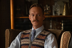 Steven Mackintosh as Stanley Dwight in Rocketman from Paramount Pictures.