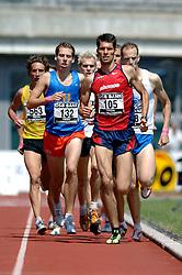 08-07-2006 ATLETIEK: NK BAAN: AMSTERDAM<br /> 1500 meter - Erik Negerman  en Wijnand Rijkenberg<br /> ©2006-WWW.FOTOHOOGENDOORN.NL