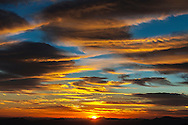 Sunrise over Arizona