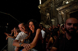Melpignano (LE) 27 Agosto 2011.Tappa finale della Notte Della Taranta 2011.Concertone a Melpignano