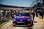 May 20, 2017: NASCAR Monster Energy All Star Race. 11 Denny Hamlin, FedEx Ground Toyota