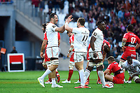 Joie Toulouse - 28.03.2015 - Toulon / Toulouse - 21eme journee de Top 14<br /> Photo : Andre Delon / Icon Sport