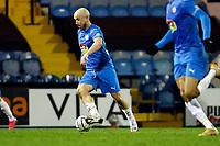 Paddy Madden. Stockport County FC 2-1 Barnet FC. Vanarama National League. Edgeley Park. 16.3.21