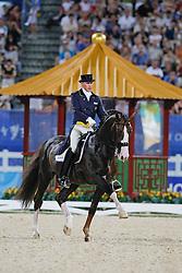 Brink Jan - Björsells Briar 899<br /> Olympic Games Hong Kong 2008<br /> Photo © Dirk Caremans - Hippo Foto