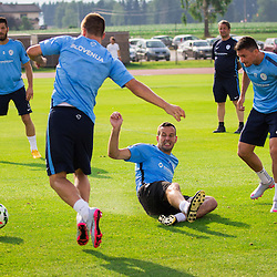20150611: SLO, Football - Practice session of Slovenian National Team in Kranj