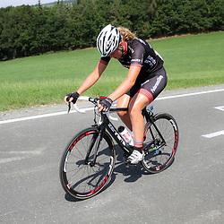 20-07-2014: Wielrennen: Thueringen Rundfahrt Vrouwen: Duitsland: Cycling, Evy Kuijpers