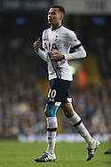 Dele Alli of Tottenham Hotspur looks on. Barclays Premier league match, Tottenham Hotspur v Newcastle Utd at White Hart Lane in London on Sunday 13th December 2015.<br /> pic by John Patrick Fletcher, Andrew Orchard sports photography.