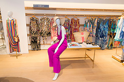 © Licensed to London News Pictures. 04/04/2016.  CAMILLA beach wear store at the new SELFRIDGES Body Studio - the world's first fully integrated bodywear department and the largest retail space ever opened by the iconic London store. Covering over 37,000 sq ft, customers will experience over 3,000 brands and more than 5,000 different clothing options.London, UK. Photo credit: Ray Tang/LNP