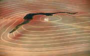 Tres Marias_MG, Brasil.<br /> <br /> Vista aerea de uma plantacao em Tres Marias, Minas Gerais.<br /> <br /> The aerial view of agriculture in Tres Marias, Minas Gerais.<br /> <br /> Foto: LEO DRUMOND/ NITRO