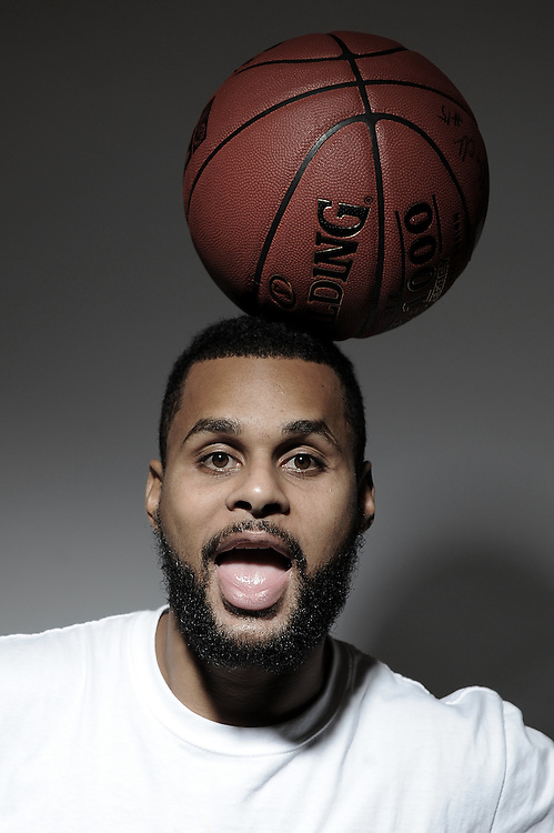 GOLD COAST, AUSTRALIA - JULY 12: Patrick Mills of the Boomers poses during an Australian Basketball portrait session on July 12, 2012 on the Gold Coast, Australia.  (Photo by Matt Roberts/Getty Images) *** Local Caption *** Patrick Mills
