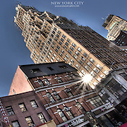 This structure was the tallest building in the borough of Brooklyn until the completion of The Brooklyner