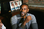 """Tyson Beckford at The Russell Simmons and Spike Lee  co-hosted""""I AM C.H.A.N.G.E!"""" Get out the Vote Party presented by The Source Magazine and The HipHop Summit Action Network held at Home on October 30, 2008 in New York City"""