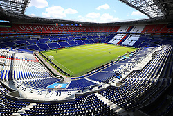 File photo dated 06-07-2016 of A general view of the the Stade de Lyon.
